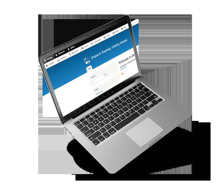 Creer son site web facilement avec Drupal